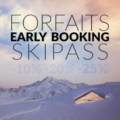 Early booking forfaits