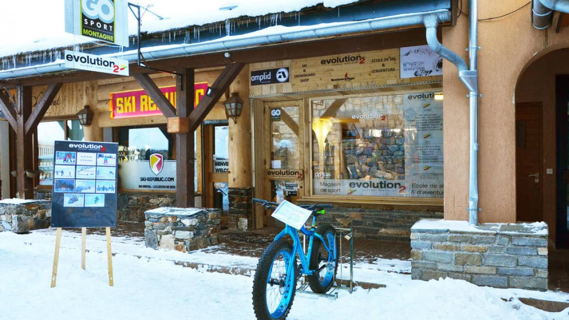 Evolution 2 Ski Shop