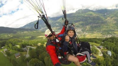parapente Yvon photo 1