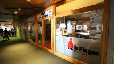 Point information Plagne Aime 2000