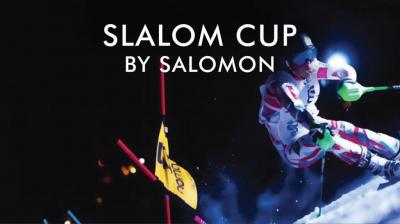 Slalom cup by Salomon
