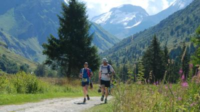 Trail alpin du Grand Bec RaidLight - 14km